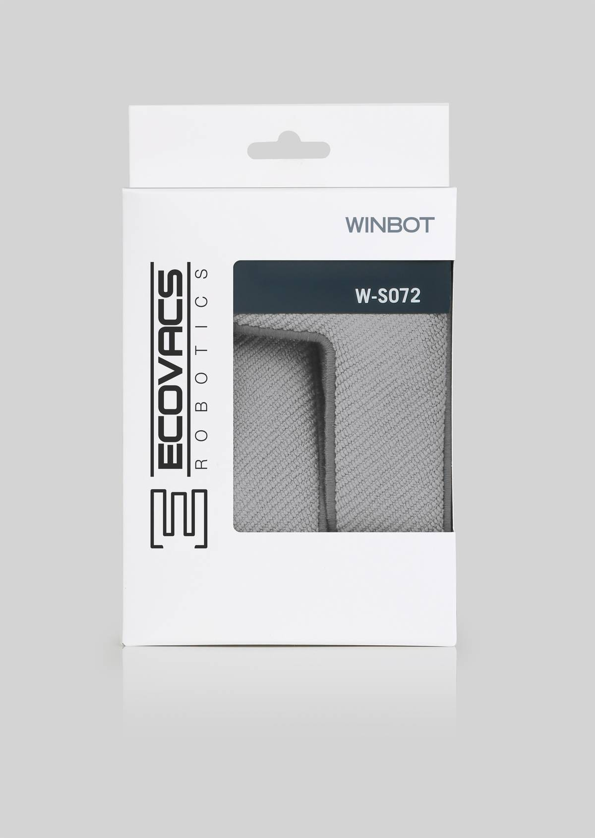 Ecovacs - Serviette de nettoyage pour Winbot 880, x2