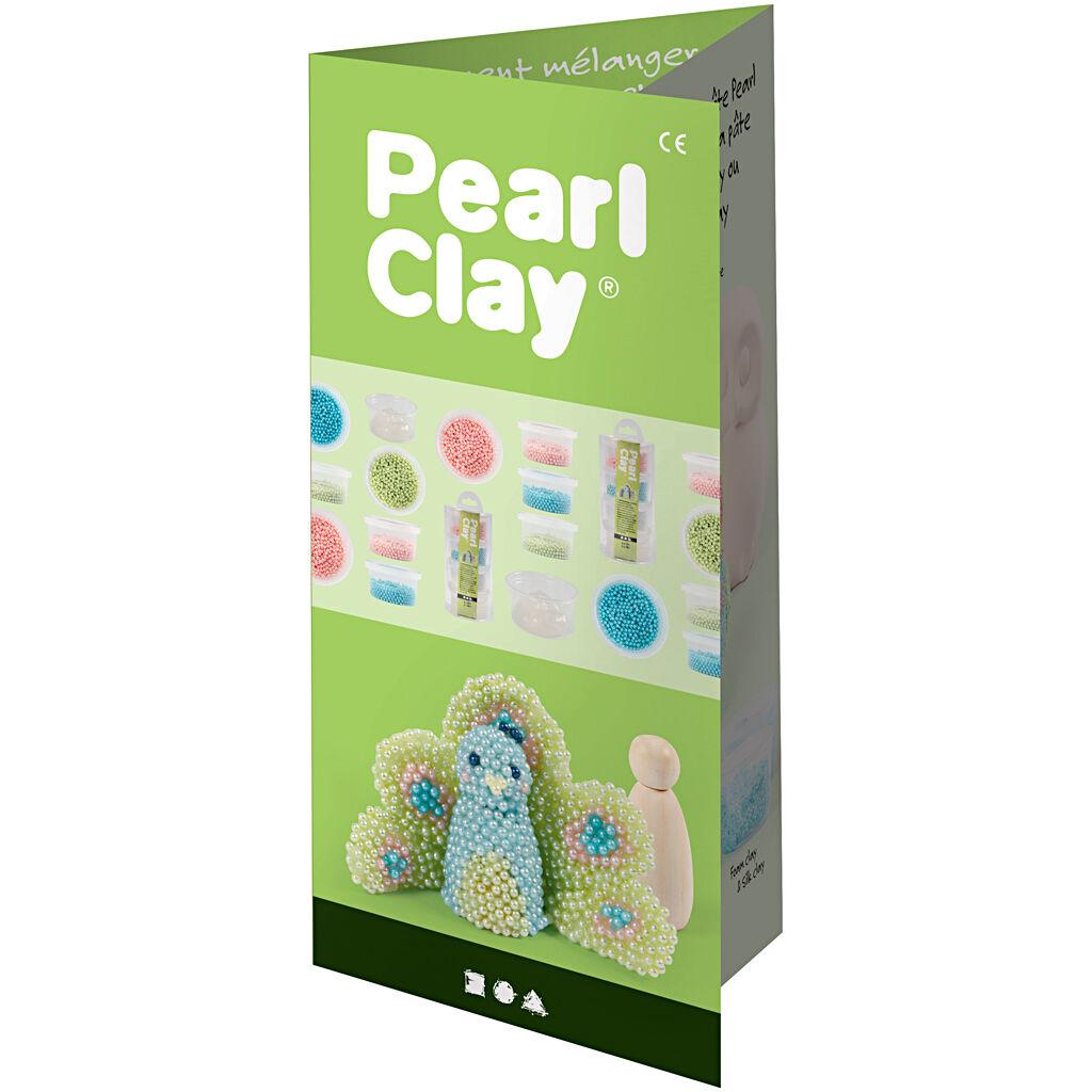 PearlClay Dépliant Pearl Clay®, 1 Pièce