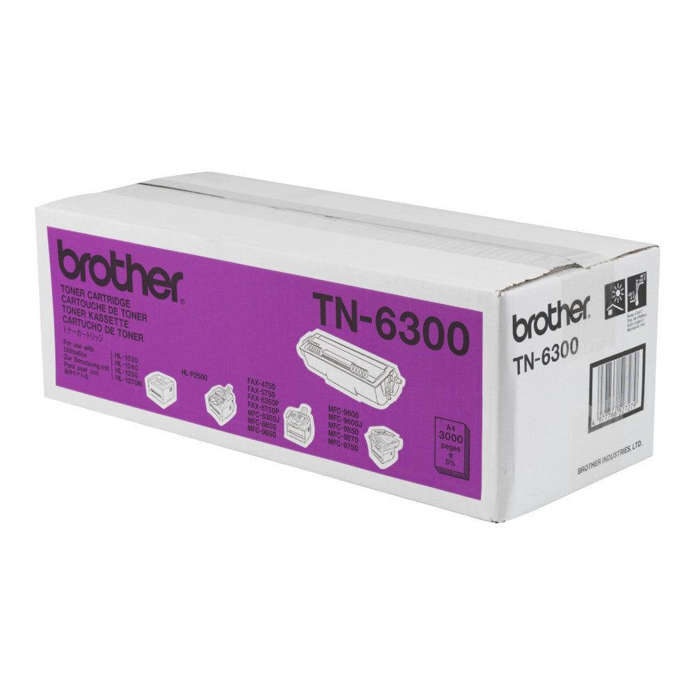 Brother Cartouche de toner d'origine Brother TN6300 Noir - TN-6300