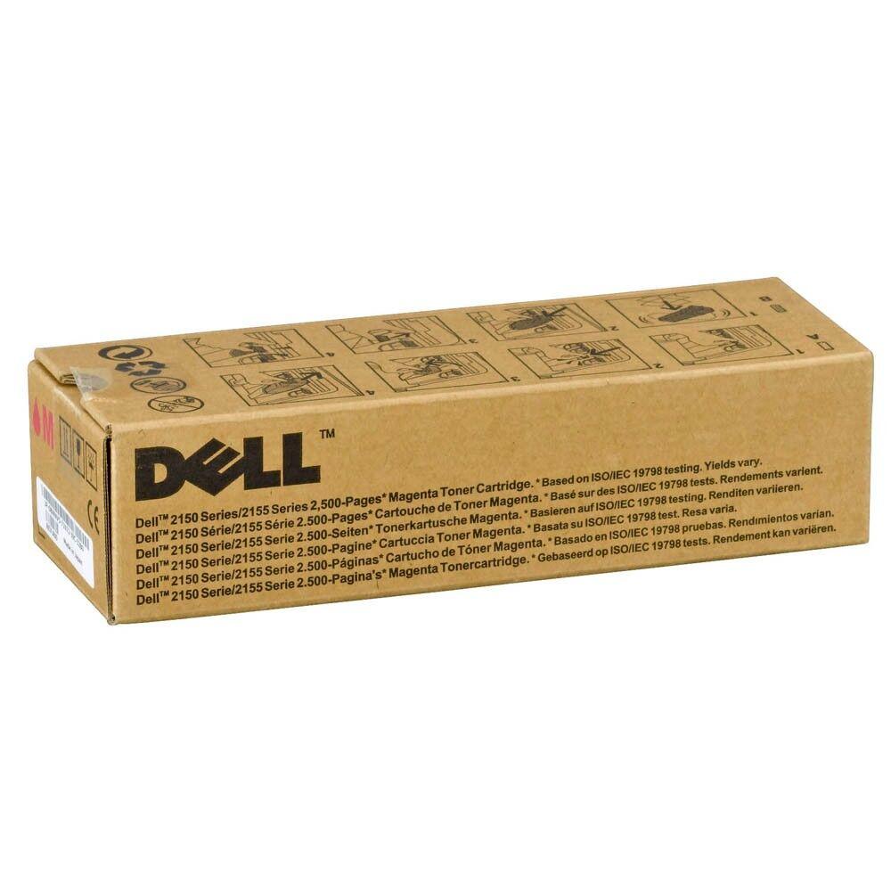 Dell Cartouche de toner d'origine Dell 8WNV5 Magenta - 593-11033