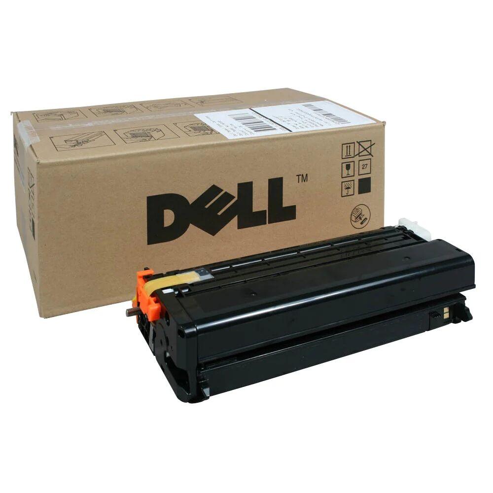 Dell Cartouche de toner d'origine Dell NF555 Jaune - 593-10168