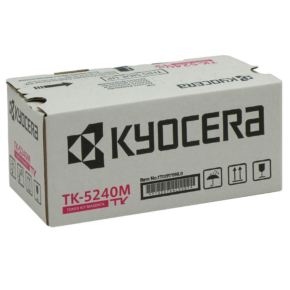 Kyocera Cartouche de toner d'origine Kyocera TK-5240M Magenta - 1T02R7BNL0