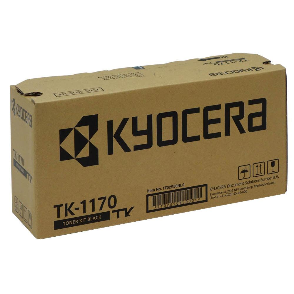 Kyocera Cartouche de toner d'origine Kyocera TK-1170 Noir - 1T02S50NL0