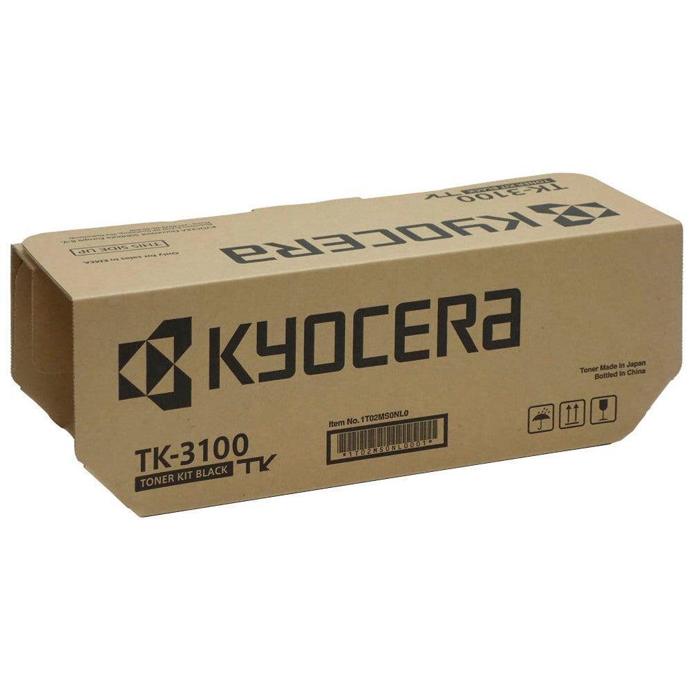 Kyocera Cartouche de toner d'origine Kyocera TK-3100 Noir - 1T02MS0NL0