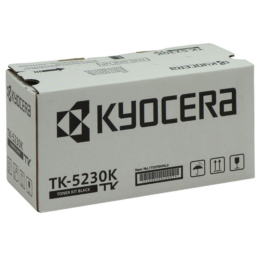 Kyocera Cartouche de toner d'origine Kyocera TK-5230K Noir - 1T02R90NL0