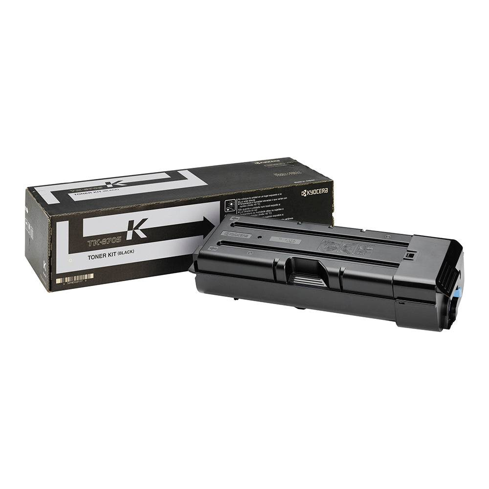 Kyocera Cartouche de toner d'origine Kyocera TK-8705K Noir - 1T02K9ANL0
