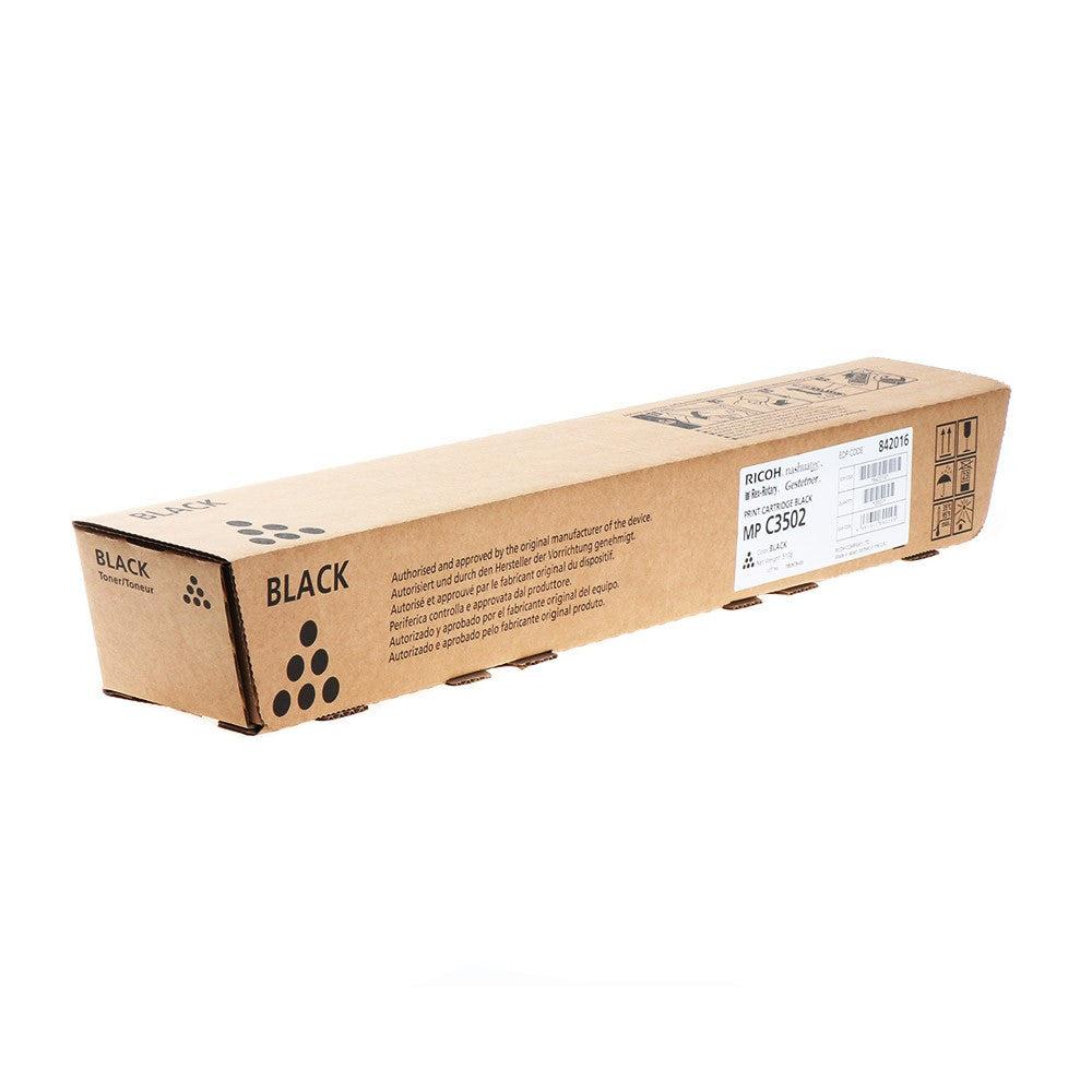 Ricoh Cartouche de toner d'origine Ricoh MP C3502 Noir - 841651