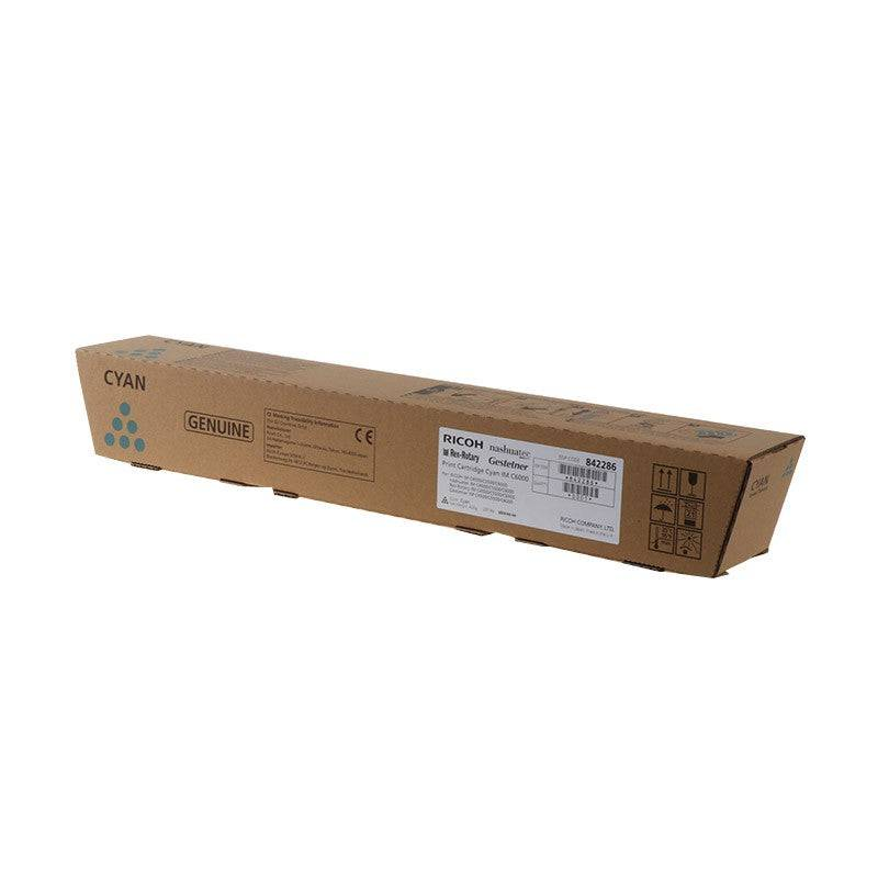 Ricoh Cartouche de toner d'origine Ricoh IM C6000 Cyan - 842286