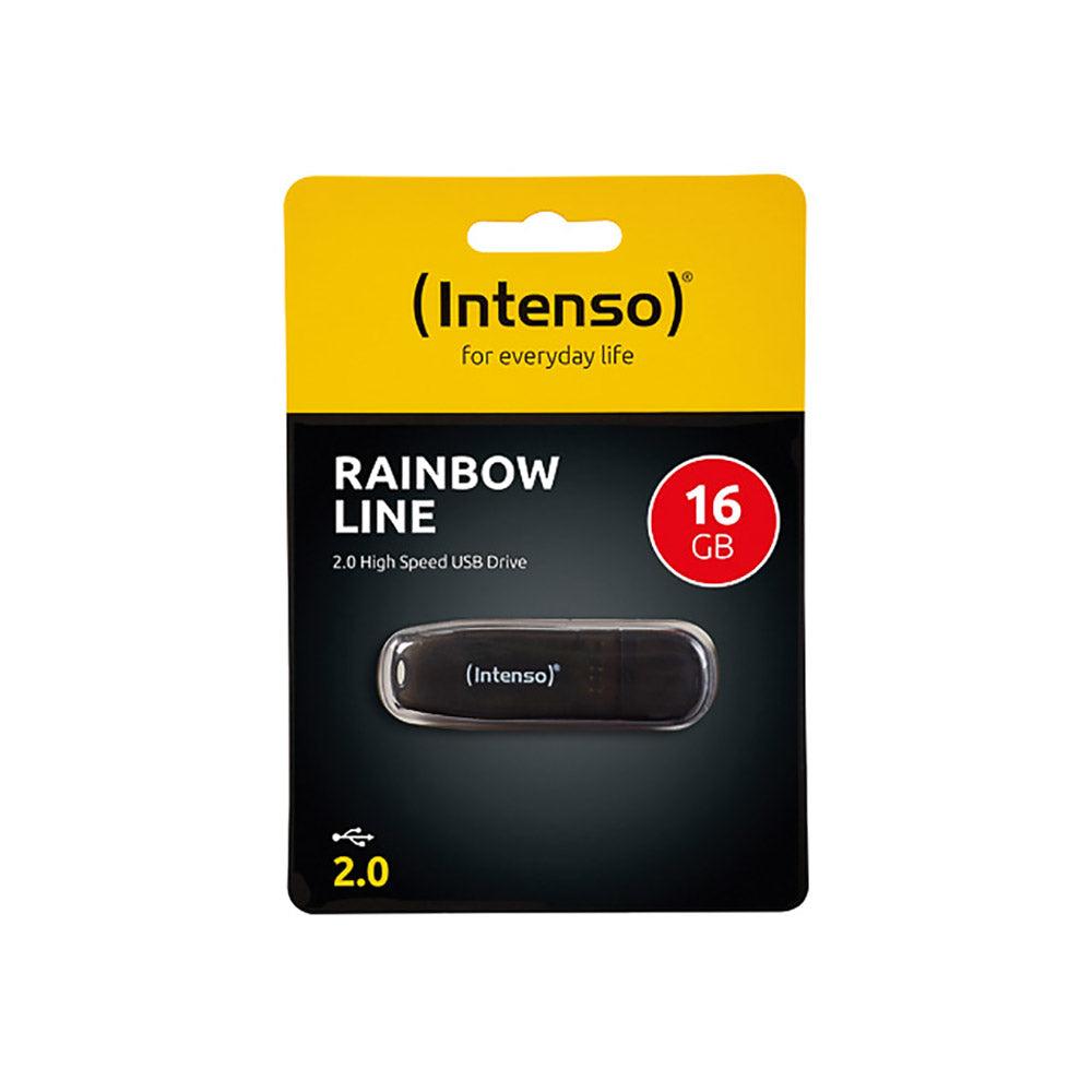 Intenso Clé USB 16Go Intenso Rainbow Line USB 2.0 - 3502470