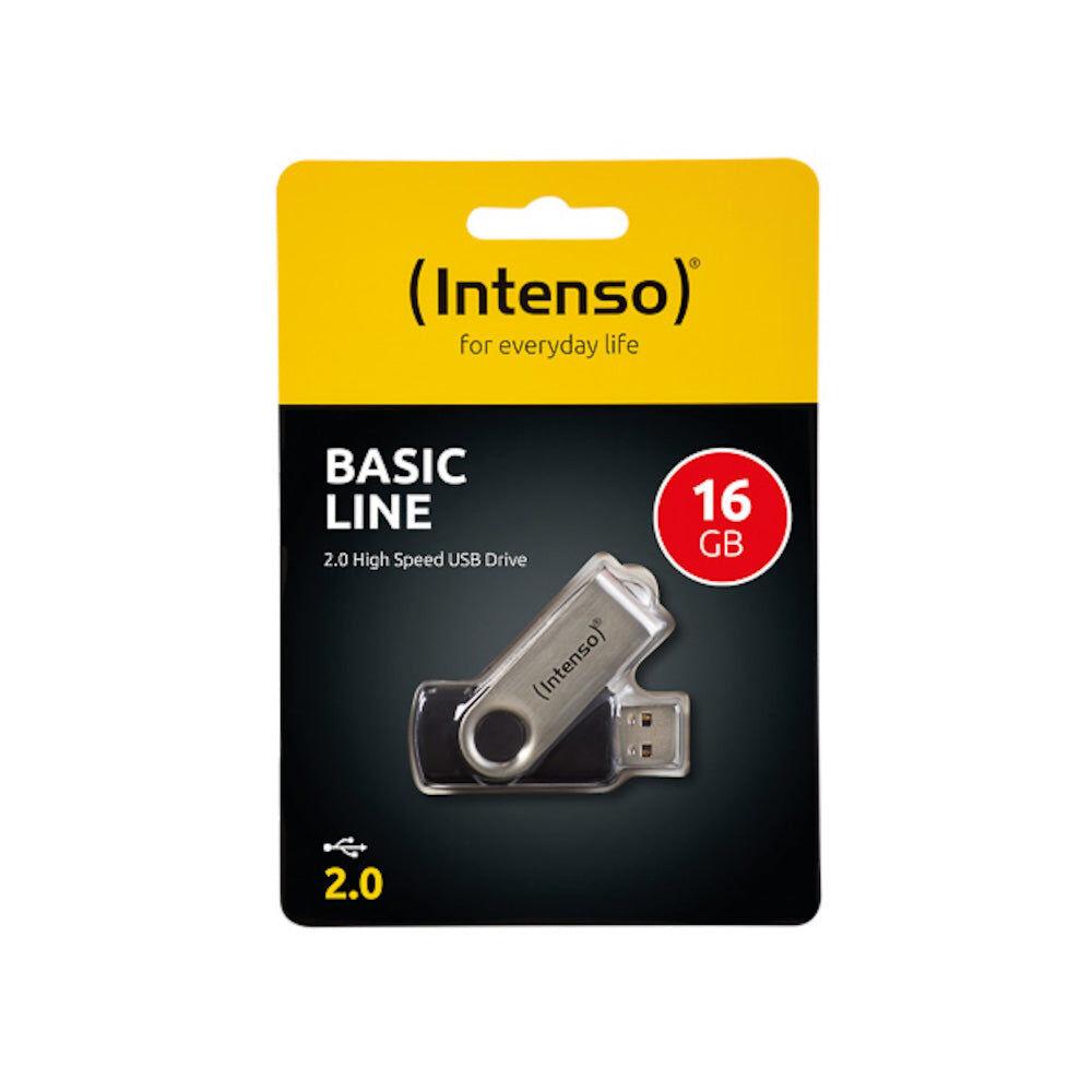 Intenso Clé USB 16Go Intenso Basic Line USB 2.0 - 3503470