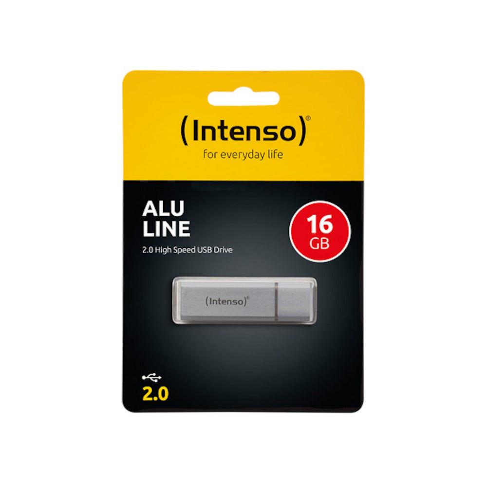 Intenso Clé USB 16Go Intenso Alu Line USB 2.0 - 3521472