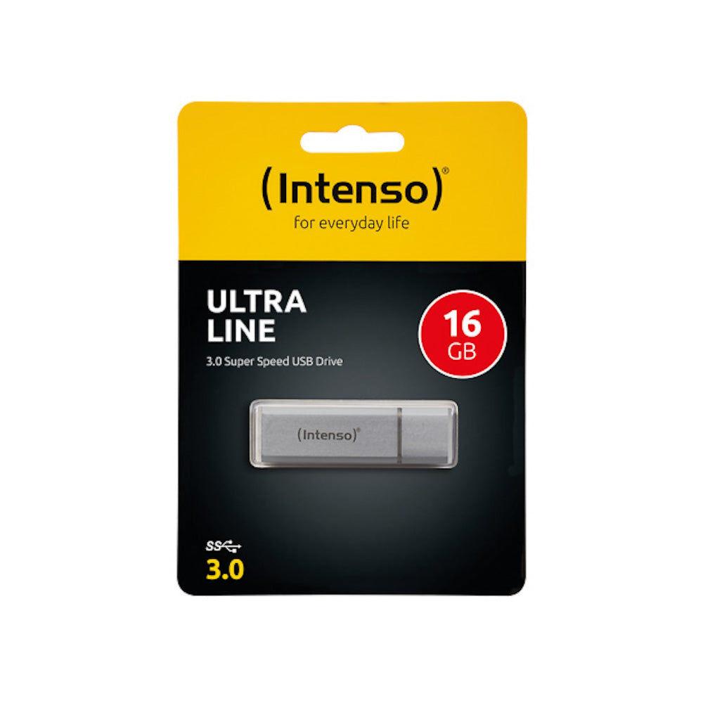 Intenso Clé USB 16Go Intenso Ultra Line USB 3.0 - 3531470