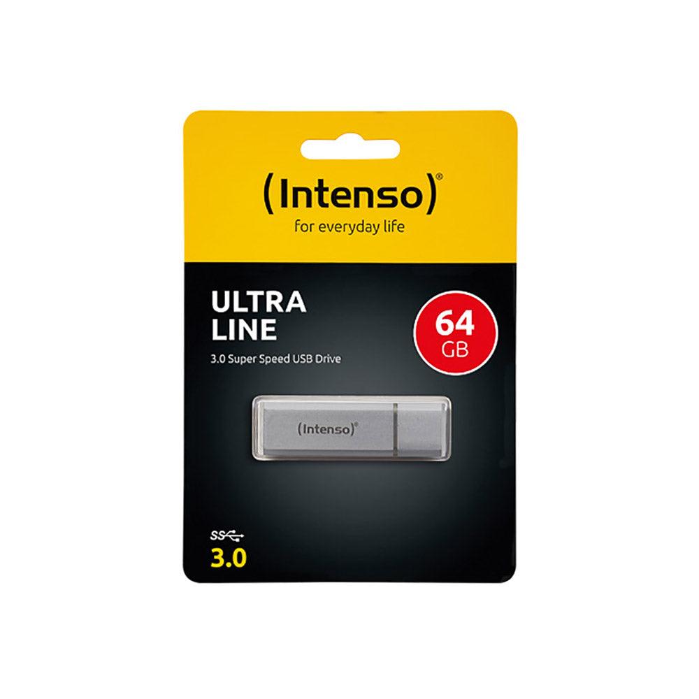 Intenso Clé USB 64Go Intenso Ultra Line USB 3.0 - 3531490
