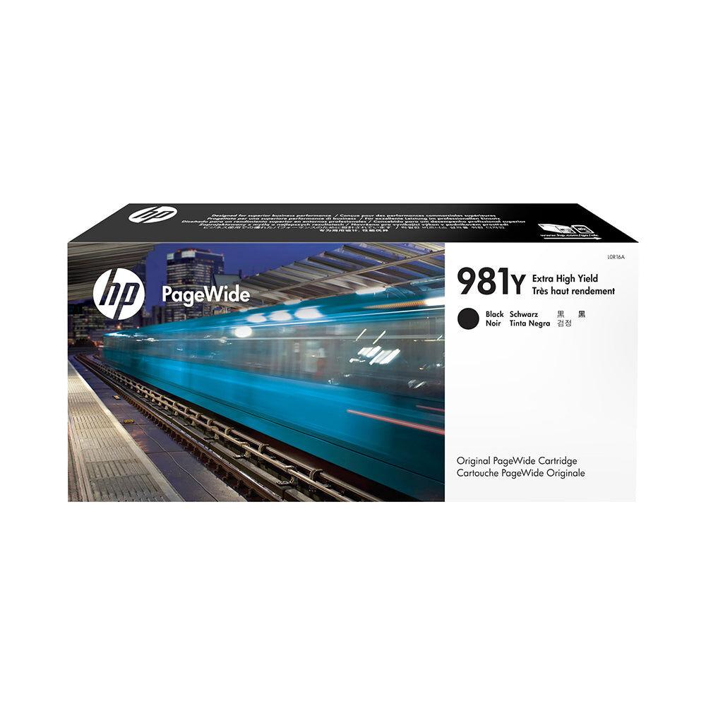 HP Cartouche d'encre d'origine HP 981Y Noir - L0R16A