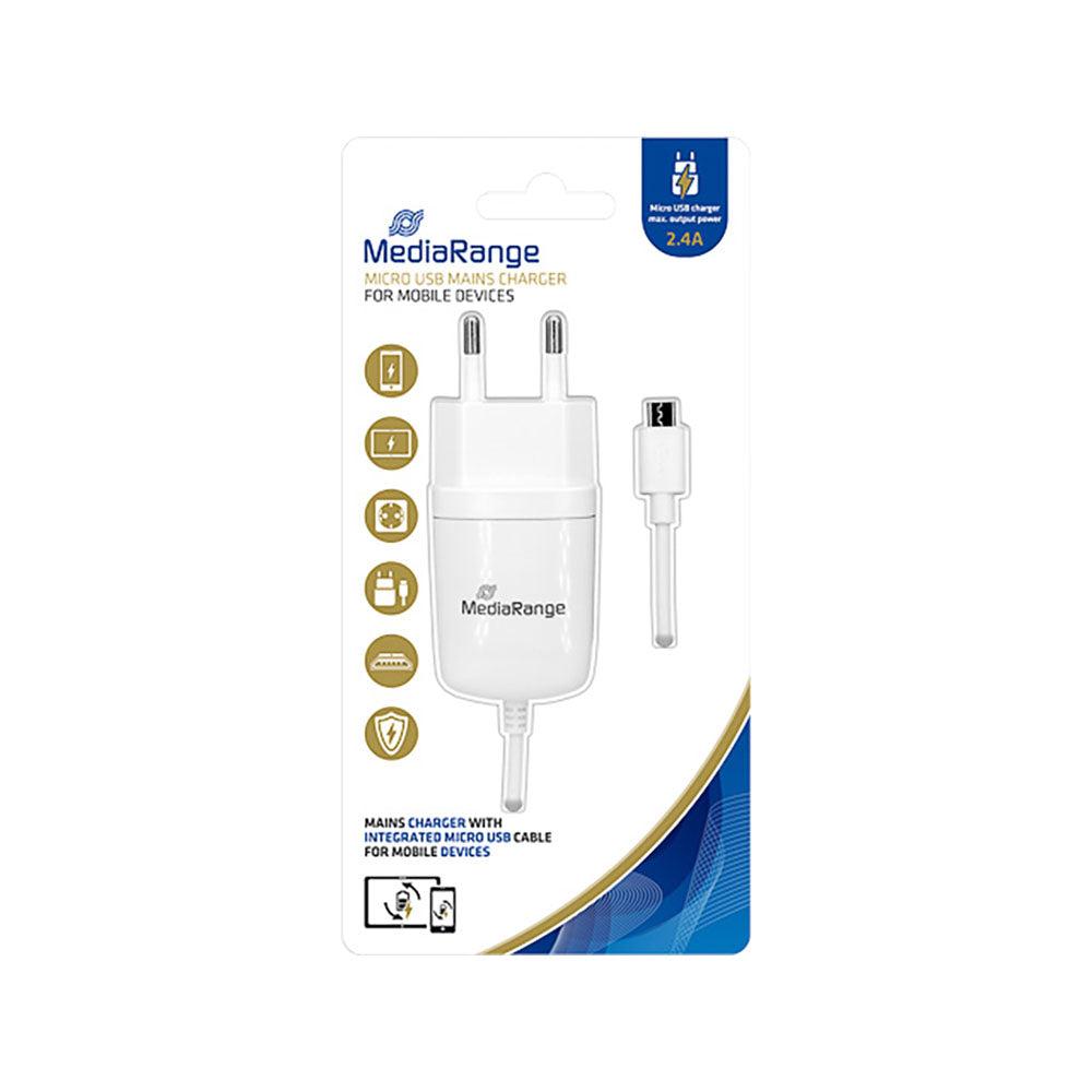 MediaRange Chargeur secteur MediaRange pour téléphone - MRMA102-02
