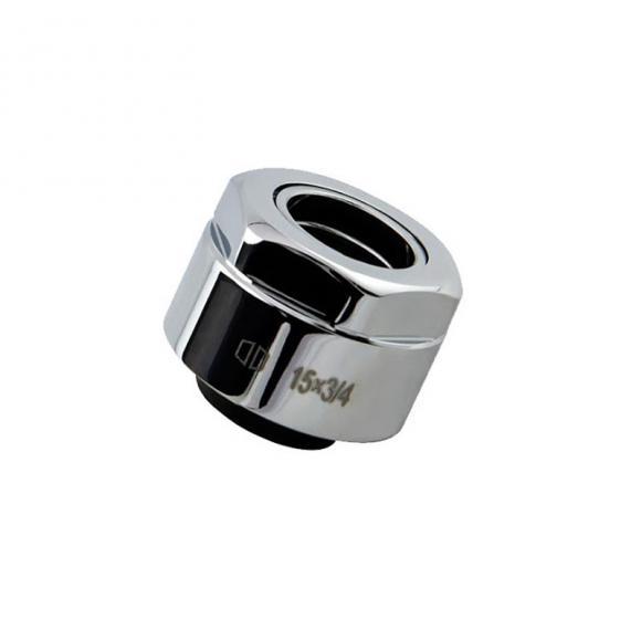 HSK Kit de raccord à compression pour tuyaux en cuivre 3/4