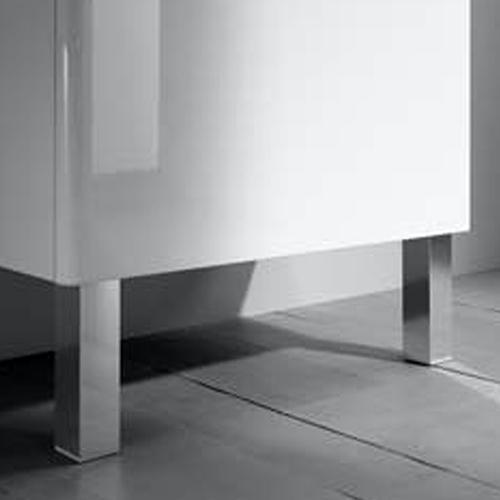 Geberit Renova Compact  Pieds pour meuble (2 pièces), 500550000