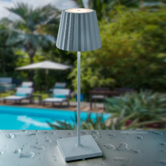 Sompex Troll 2.0 Lampe de table LED avec variateur, 78175