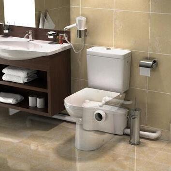 Sanibroy SFA Sanibest ® Pro Broyeur sanitaire, 0043