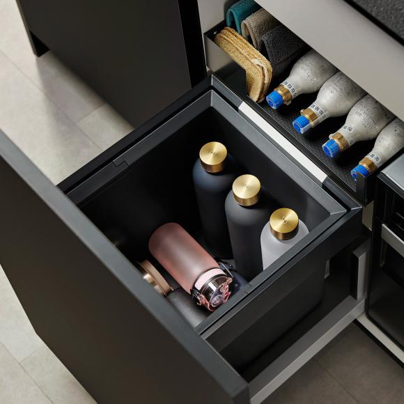 Blanco Select II Soda Poubelle de tri sélectif, avec 1 couvercle de poubelle, pour meuble bas 60 cm, 526304