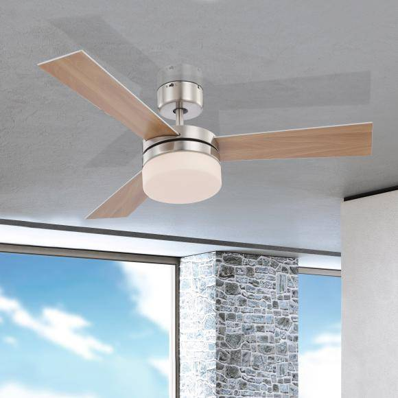 Globo Lighting Alana Plafonnier/ventilateur, 0333