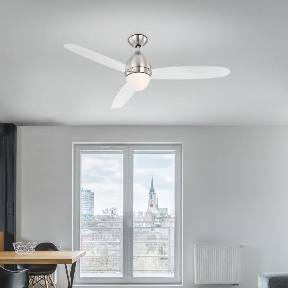 Globo Lighting Premier Plafonnier/ventilateur, 0302