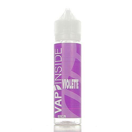 Vap'inside Violette  Vap Inside 40ml 00mg (sans nicotine ni tabac)