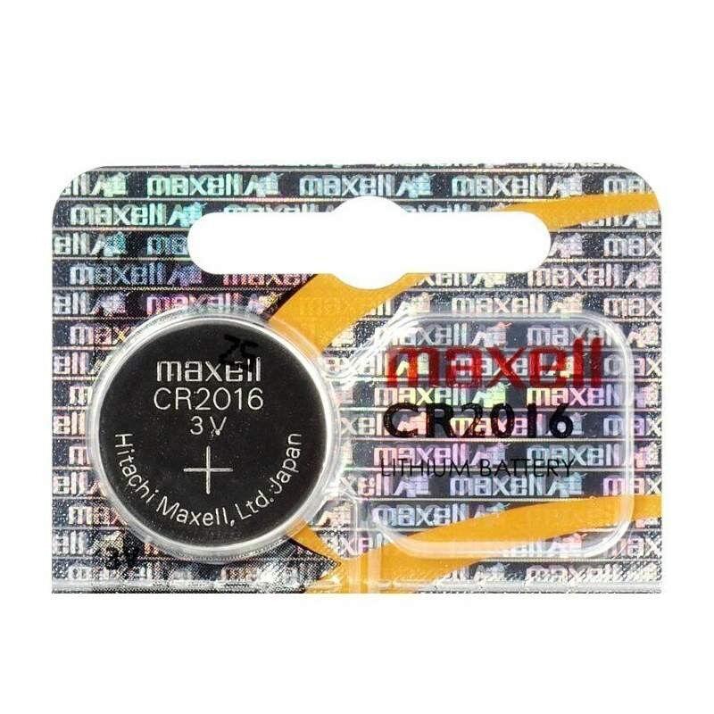 Maxell Pile Bouton Lithium Maxell 3V / CR2016
