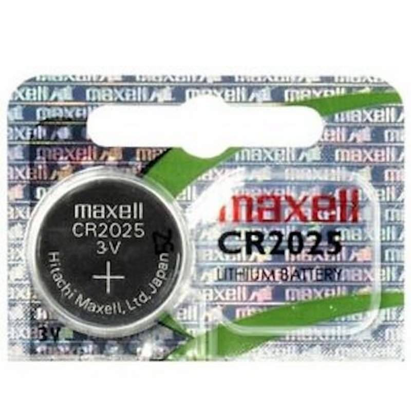 Maxell Pile Bouton Lithium Maxell 3V / CR2025