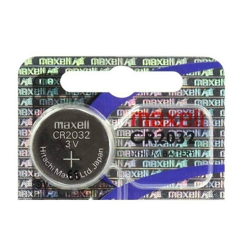 Maxell Pile Bouton Lithium Maxell 3V / CR2032
