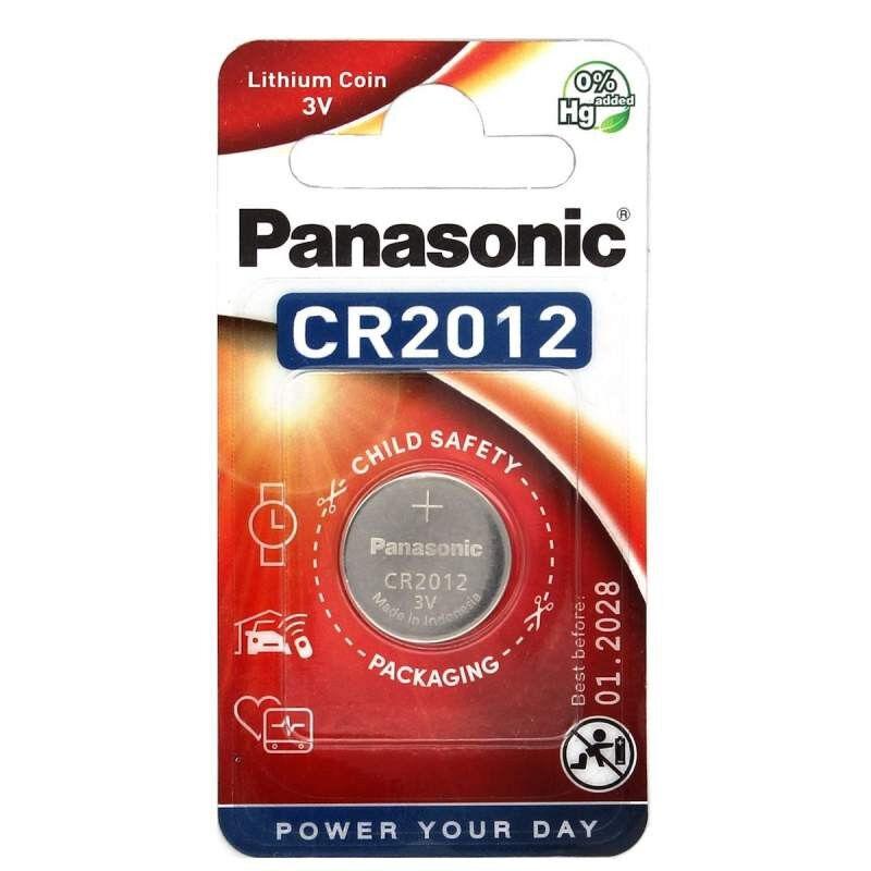 Panasonic Pile Bouton Lithium Panasonic 3V / CR2012