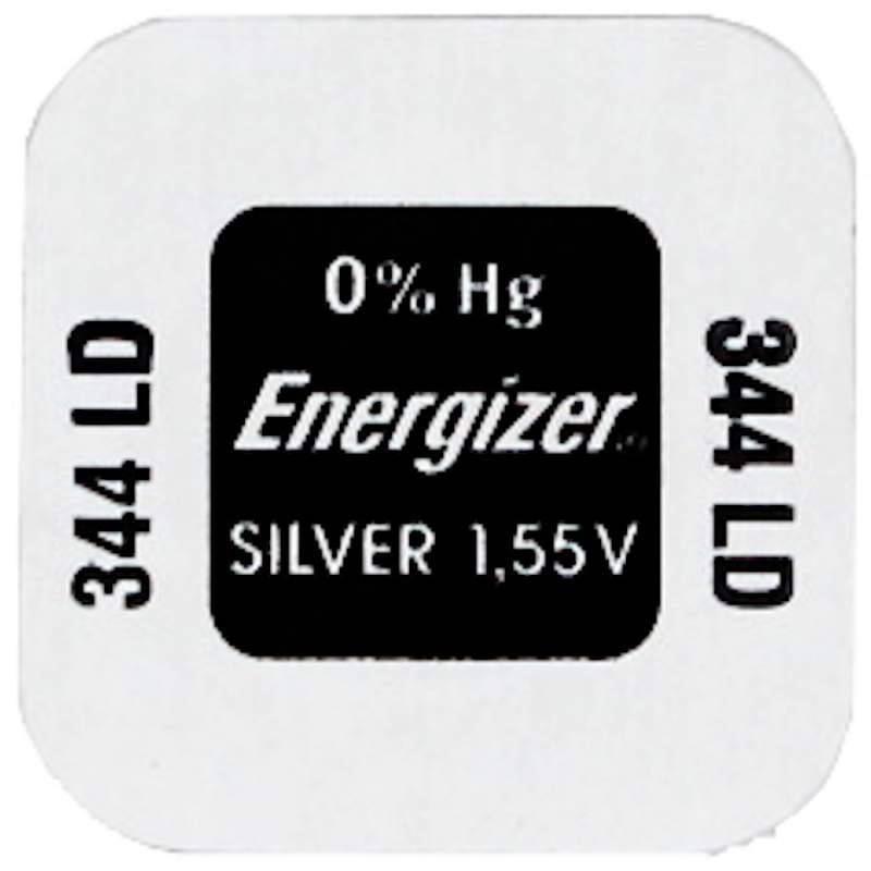 Energizer Pile Montre Energizer 344 / 350 / SR42 / SR1136SW