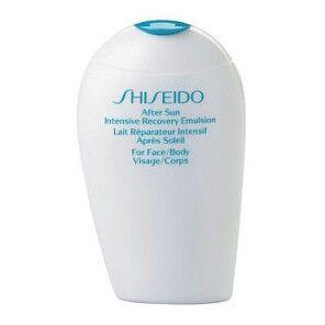 Shiseido solaires lait réparateur intensif après-soleil 150ml