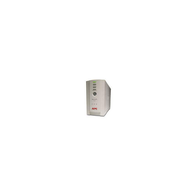 APC Onduleur - Back-UPS CS 500 (BK500EI) - APC
