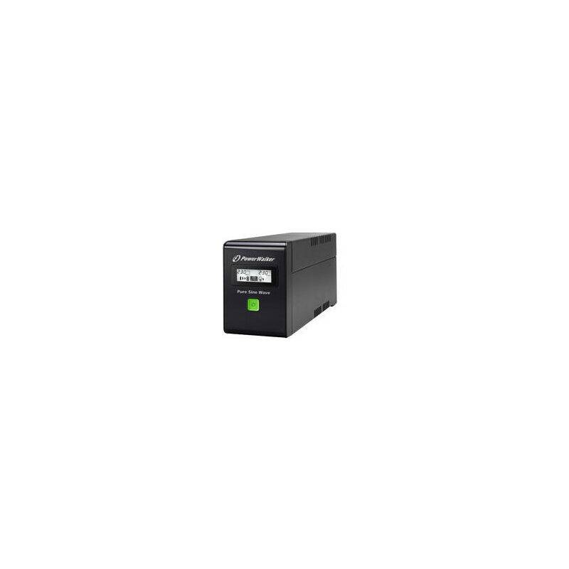 BlueWalker Onduleur Powerwalker VI 600SW IEC*3 (10120061) - Bluewalker