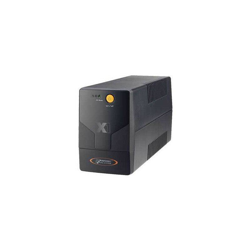 INFOSEC Onduleur X1 Ex-500 Va Infosec