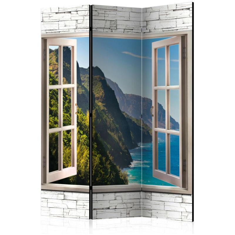 Artgeist - Paravent 3 volets - Seaside Hills [Room Dividers] 135x172