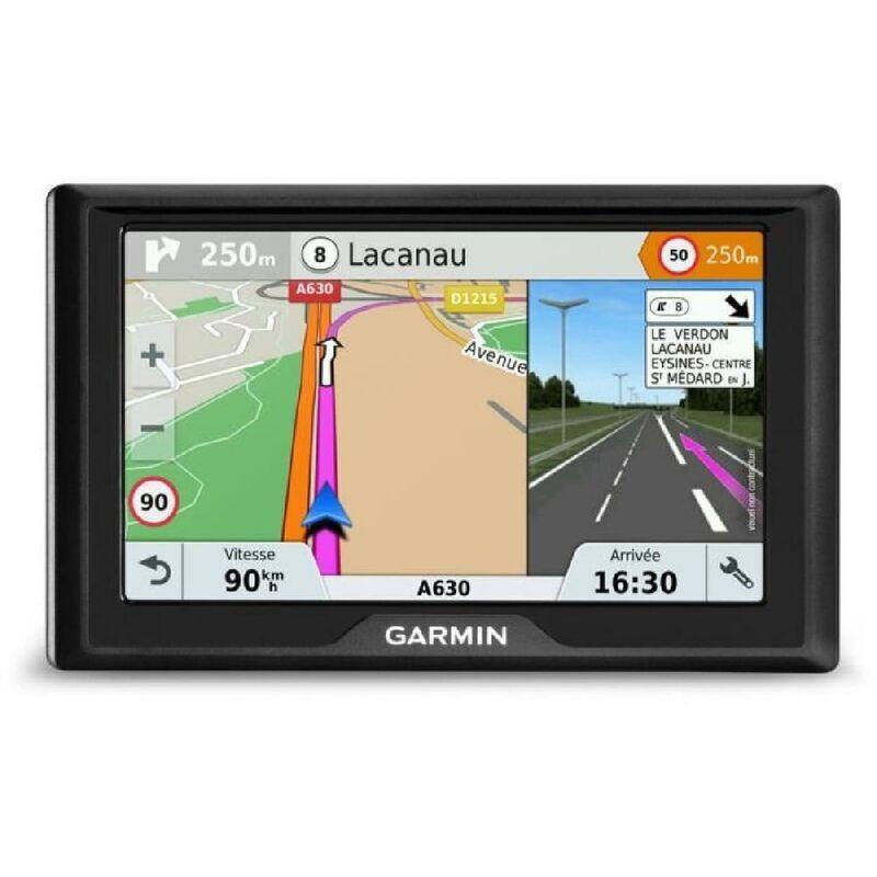Garmin GPS Drive? 51 LMT-S (SE) - Garmin