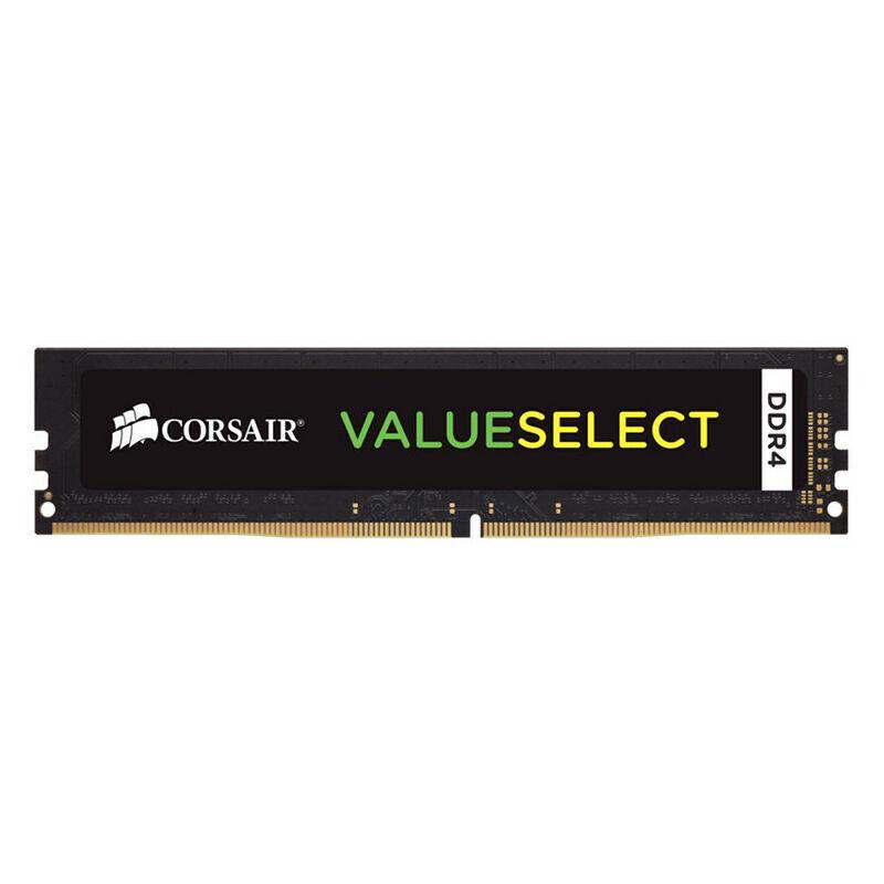 Corsair ValueSelect 16GB - DDR4 - 2400MHz - 16 Go - 1 x 16 Go - DDR4 - 2400 MHz - 288-pin DIMM - Noir (CMV16GX4M1A2400C16) - Corsair