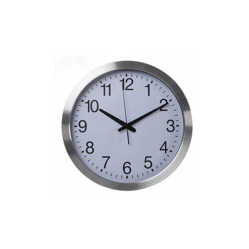 Tool Land - Horloge murale en aluminium - à_, 40, cm