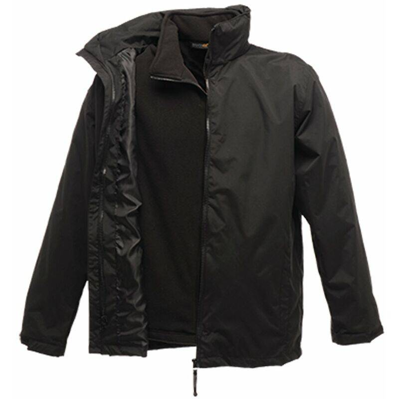 REGATTA PROFESSIONAL Veste imperméable 3 en 1 Regatta Professional CLASSIC Noir XL