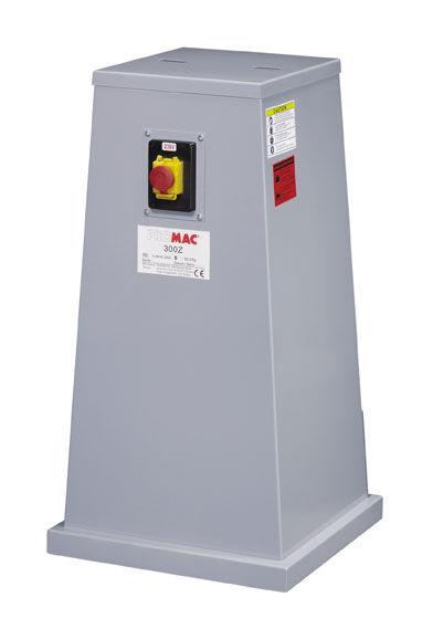 PROMAC Socle touret avec système d'aspiration 230V 0.38kW 300Z - Promac