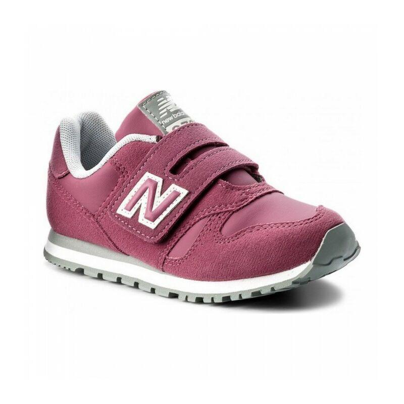 New Balance Chaussures de Sport pour Enfants KV373PFY Bordeaux - New Balance