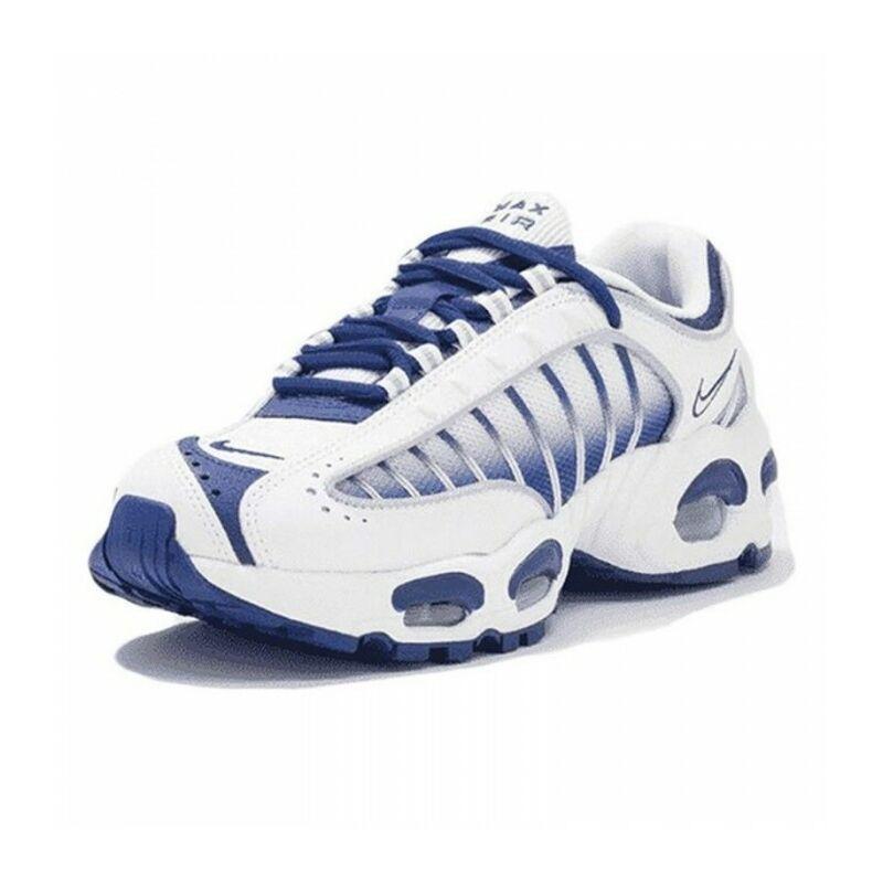 Nike Baskets AIR MAX TAILWIND IV BQ9810 107 Bleu Gris - Nike