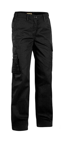 BLAKLADER Pantalon Services Femme 71201800 - taille: 38 - couleur: Noir - Blaklader