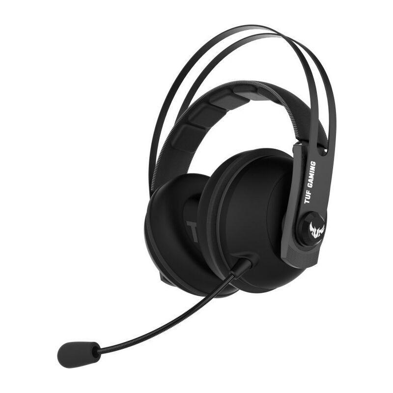 ASUS TUF H7 Gun Metal Gaming Headset (90YH022G-B8UA00)