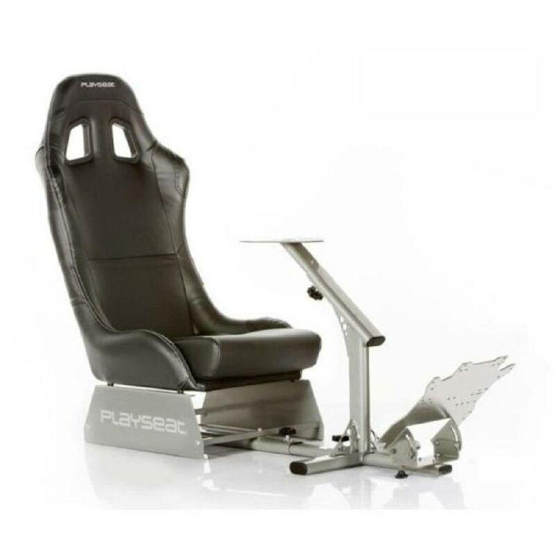 Playseat Siege simulation automobile EVOLUTION - Simili-cuir - Noir - Playseat