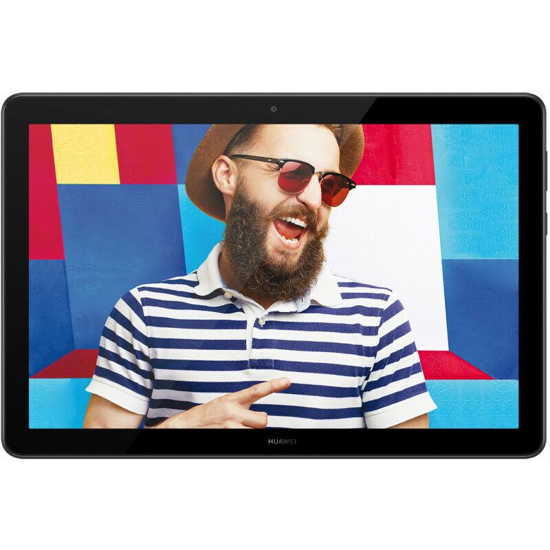 Huawei MediaPad T5 - 25,6 cm (10.1) - 1920 x 1200 pixels - 32 Go - 3G - Android 8.0 - Noir (53010DJB) - Huawei