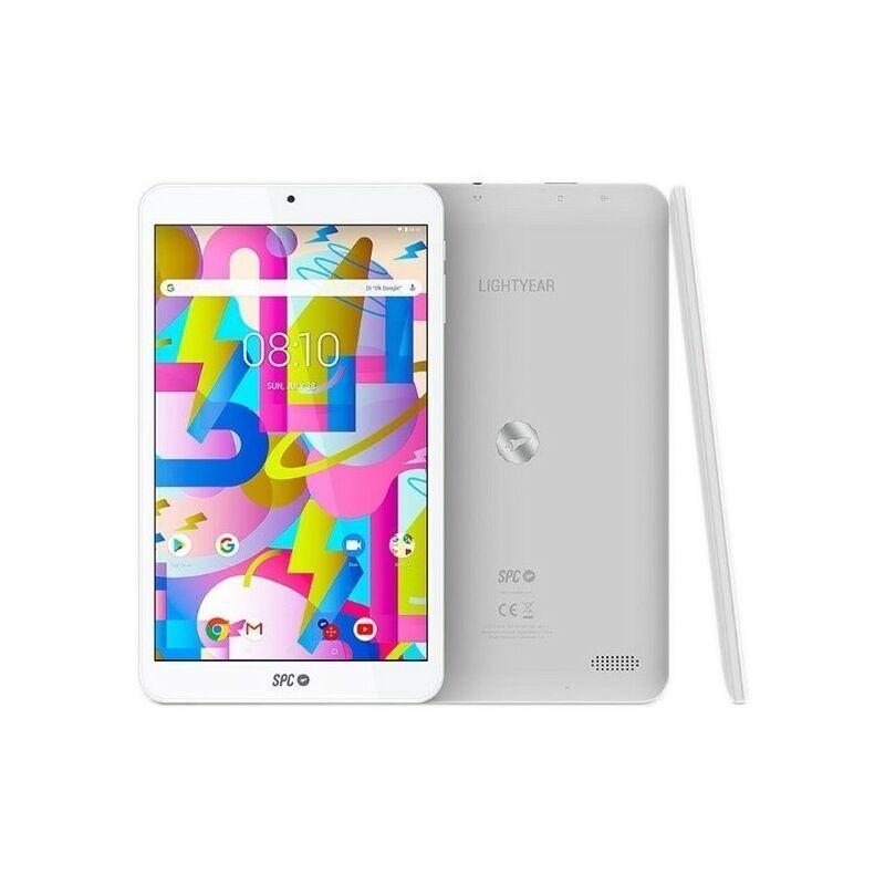SPC Tablette 9744332B 8 Quad Core 3 GB RAM 32 GB Blanc - SPC