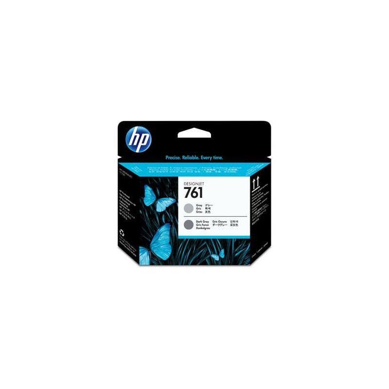 Hewlett Packard HP 761 - tête d'impression - gris, anthracite (CH647A) - Hewlett Packard